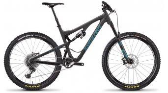 "Santa Cruz Bronson 2.0 CC 27.5"" bici completa negro color apagado/azul X01-equipamiento Mod. 2017"