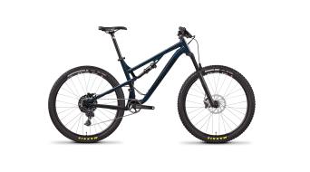 """Santa Cruz 5010 2 AL 27.5"""" Komplettrad D-Kit Gr. L blue Mod. 2018"""