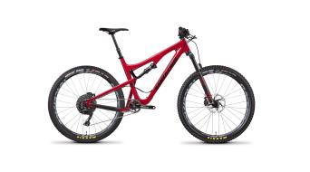 """Santa Cruz 5010 2.1 C 27.5"""" Komplettrad XE-Kit Gr. L red Mod. 2018"""