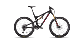 "Santa Cruz Bronson 2.1 CC 27.5"" bici completa XX1- kit mis. L black mod. 2018"