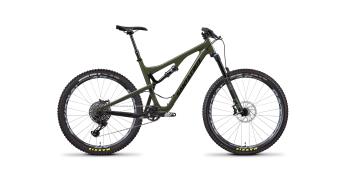 "Santa Cruz Bronson 2.1 C 27.5"" Komplettrad S-Kit Mod. 2018"