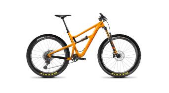 """Santa Cruz Hightower 1 CC 27.5"""" Komplettrad XX1-Kit Gr. L orange Mod. 2018"""