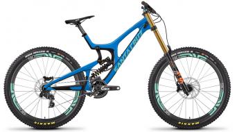 "Santa Cruz V10 6 CC 27.5"" bici completa X01 DHX2-Kit/ENVE-ruedas completas Mod. 2018"