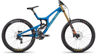 """Santa Cruz V10 6 CC 27.5"""" bici completa X01 Vivid-Kit Mod. 2018"""