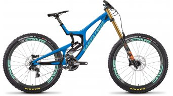 "Santa Cruz V10 6 CC 27.5"" bici completa X01 Vivid-Kit/ENVE-ruedas completas Mod. 2018"