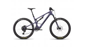 """Santa Cruz 5010 3 C 27.5"""" Komplettrad R-Kit Gr. L purple Mod. 2019 - TESTBIKE"""