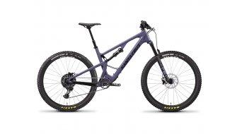 "Santa Cruz 5010 3 C 27.5"" bici completa R- kit mis. L purple mod. 2019- TESTBIKE"