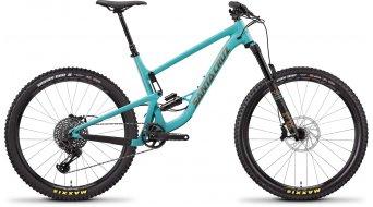 """Santa Cruz Bronson 3 AL 27.5"""" bike S- kit size L industry blue 2019"""