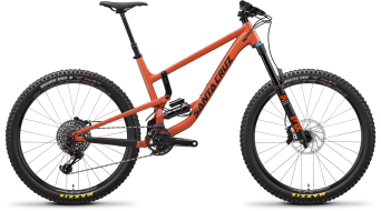"Santa Cruz Nomad 4 AL 27.5"" bike S- kit size M orange 2019"