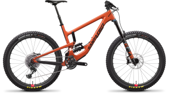 "Santa Cruz Nomad 4 CC 27.5"" bike X01- kit Coil/Reserve- wheels 2019"
