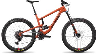 """Santa Cruz Nomad 4 CC 27.5"""" bike X01- kit Air/Reserve- wheels 2019"""