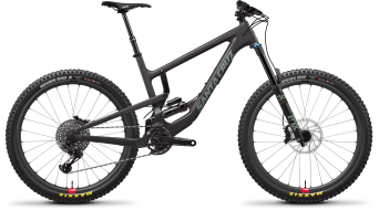 "Santa Cruz Nomad 4 CC 27.5"" bike X01- kit Air/Reserve- wheels 2019"