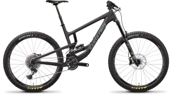 "Santa Cruz Nomad 4 CC 27.5"" bike X01- kit Air 2019"