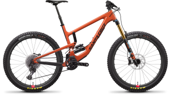 "Santa Cruz Nomad 4 CC 27.5"" bike XX1- kit Air/Reserve- wheels 2019"