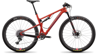 "Santa Cruz Blur XC3 CC Trail 29"" bike X01- kit/Reserve- wheels M 2019"