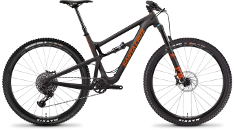 "Santa Cruz Hightower 1 C 29"" Komplettrad S-Kit Gr. M matte carbon Mod. 2019"