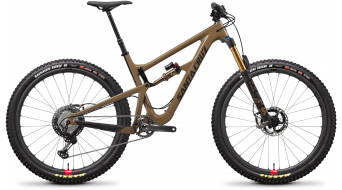 "Santa Cruz Hightower LT 1 CC 29"" Komplettrad XTR-Kit / Reserve-Laufräder clay Mod. 2019"