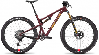 "Santa Cruz Tallboy 3 CC 29"" bike XTR- kit/Reserve- wheels 2019"