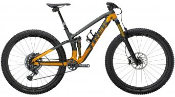 Trek Fuel EX 9.9 XO1 AXS 29 MTB Komplettrad Gr. ML lithium grey/factory orange Mod. 2021