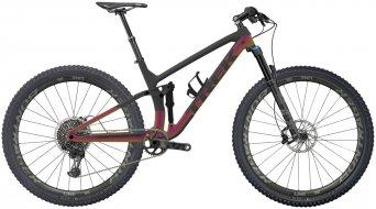 "Trek Fuel EX 7 29"" MTB bike size M mat dnister black/sunburst  2020"