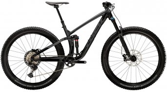 "Trek Fuel EX 8 XT 29"" MTB fiets . mat dnister/gloss Trek black model 2020"