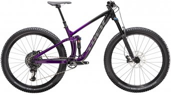"Trek Fuel EX 8 29"" MTB(山地) 整车 型号 L Trek black/purple lotus 款型 2020"