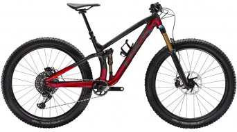 "Trek Fuel EX 9.9 29"" MTB fiets maat. S raw carbon/rage red model 2020"