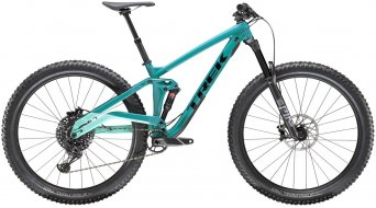 "Trek Full Stache 8 29"" MTB bike teal/Miami green 2020"