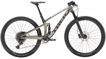 "Trek Top Fuel 9.7 NX 29"" MTB bike black 2020"