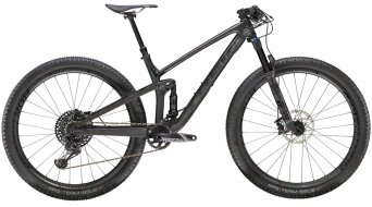 "Trek Top Fuel 9.8 GX 29"" MTB bike Trek black 2020"