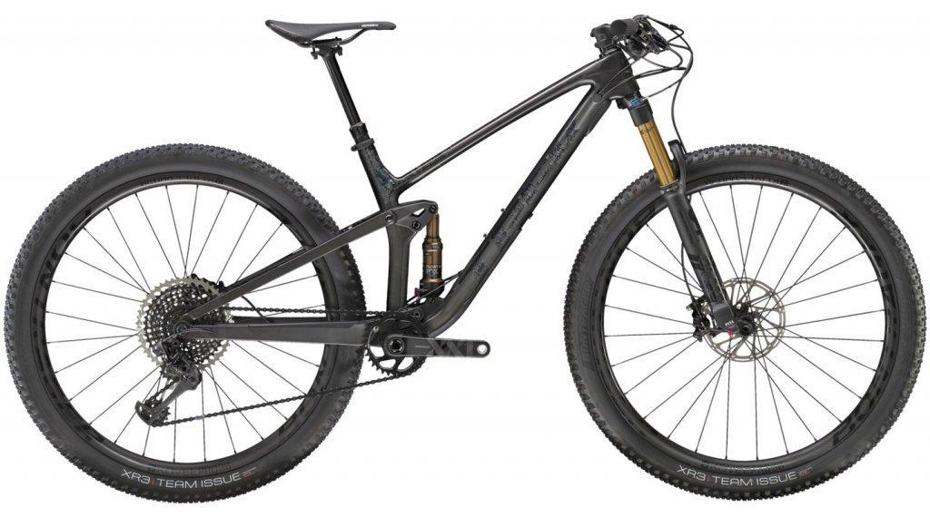"Trek Top Fuel 9.9 XX1 29"" MTB bici completa mis. S matte carbonio/gloss Trek black mod. 2020"