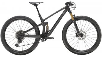 "Trek Top Fuel 9.9 XX1 29"" MTB bike Trek black 2020"