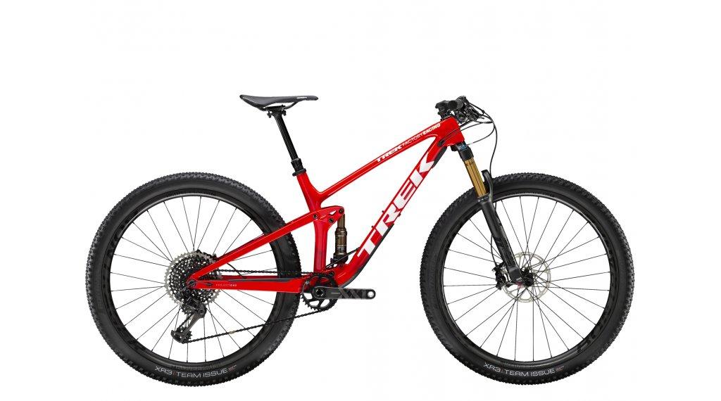"Trek Top Fuel 9.9 XX1 P1 29"" MTB bici completa mis. S viper red Mod 2020"