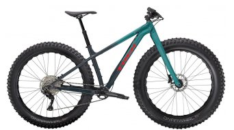 "Trek Farley 5 27.5"" MTB Komplettrad nautical navy to teal fade Mod. 2021"