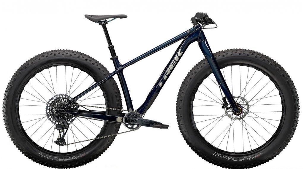 "Trek Farley 9.6 27.5"" MTB bici completa mis. L carbonio blu smoke mod. 2021"