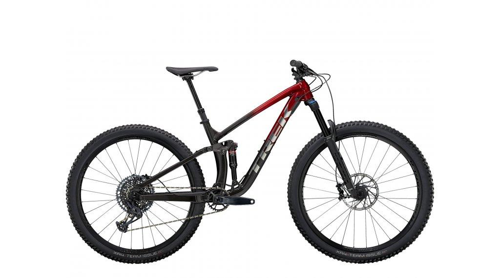 Trek Fuel EX 8 GX 27.5 MTB Komplettrad Gr. S rage red/dnister black fade Mod. 2021