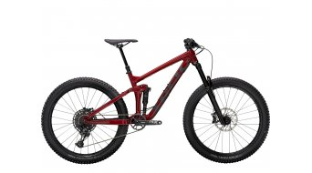 Trek Remedy 7 27.5 MTB bici completa . crimson mod. 2021