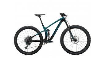 Trek Fuel EX 8 GX 29 MTB bici completa tamaño L dark aquatic/trek negro Mod. 2021
