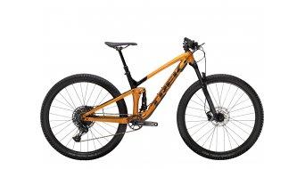 Trek Top Fuel 7 SX 29 MTB bici completa . nero mod. 2021