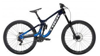 "Trek Session 9 X01 29"" MTB bici completa . deep dark blu to alpine blu fade mod. 2022"
