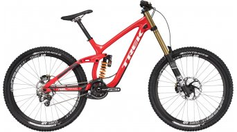 Trek Session 9.9 DH Race Shop Limited 650B / 27.5 MTB Komplettrad viper red Mod. 2017