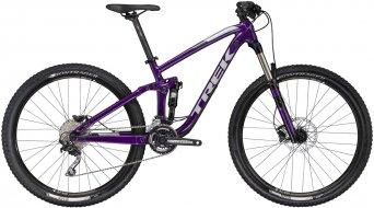 Trek Fuel EX 5 WSD 650B/27.5 MTB bici completa da donna mis. 35.6cm (14) purple lotus mod. 2017