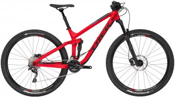 Trek Fuel EX 7 29 MTB bike mat viper red 2017