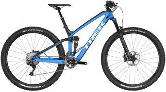 "Trek Fuel EX 9.8 29"" VTT vélo taille 49.5cm (19.29"") premium viper red/shady grey/skye blue Mod. 2017"