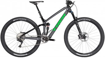 Trek Fuel EX 9.8 29 MTB bike size 54.6cm (21.5) premium charcoal/black/green 2017