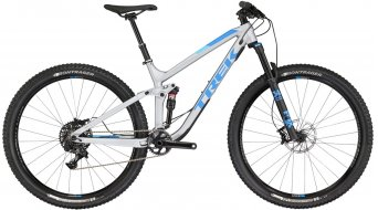 Trek Fuel EX 9 29 MTB fiets matte quicksilver model 2017