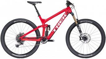 Trek Slash 9.9 29 MTB fiets maat 39.4cm (15.5) viper red model 2017