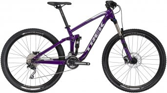 Trek Fuel EX 5 WSD 29 MTB bike ladies version size 47cm (18.5) purple lotus 2017