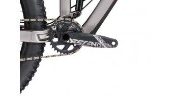 Trek Fuel EX 9.8 27.5+ MTB bici completa matte gunmetal/gloss negro Mod. 2018