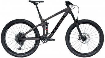 "Trek Remedy 8 650B/27.5"" MTB fiets mat dnister black model"